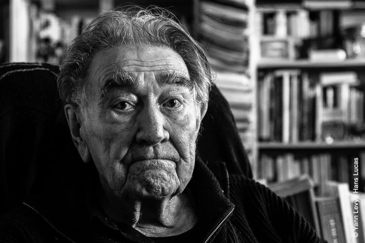 Armand Gatti par Yann Levy